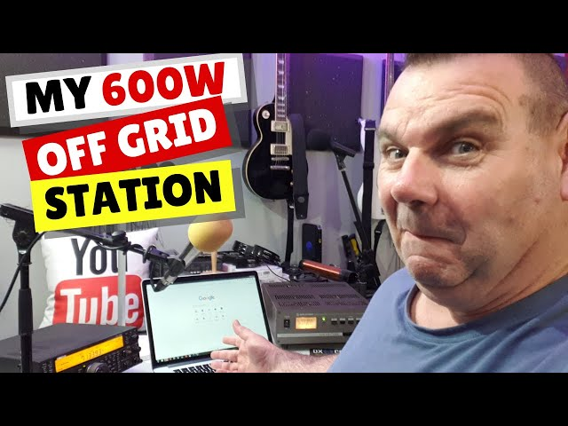 Power Line Noise On Your Ham Radio?  How To Find AND Get it Fixed