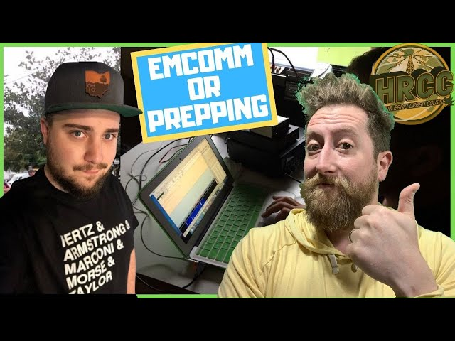 How to Be Ham Radio Prepared and Emergency Communications Guide – Livestream