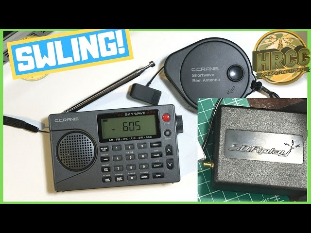 How to Get Started In Short Wave Listening, Radios and SDRs – Livestream