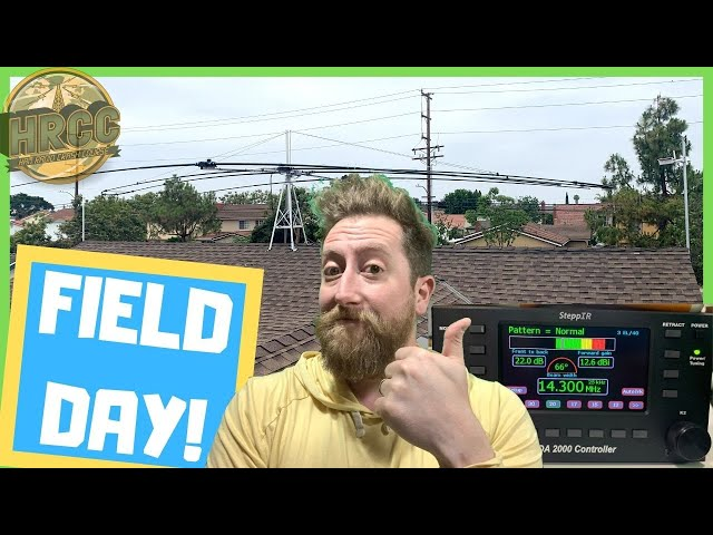 Live Demonstration Field Day 2020 Operating –  Get On The Air! Hours 1-2 – Livestream