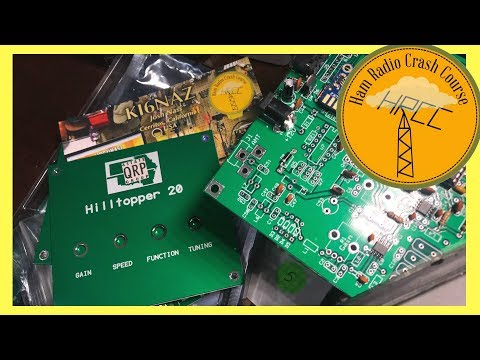 Radio Late Night, Hilltopper-20 Troubleshooting | HRCC