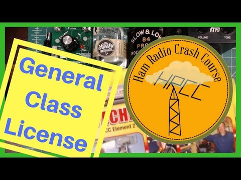 Electrical & RF Safety General Class License Prep   HRCC