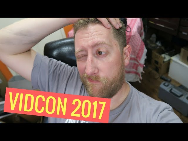 FEELS LIKE THE FIRST TIME – VidCon 2017 Day 1