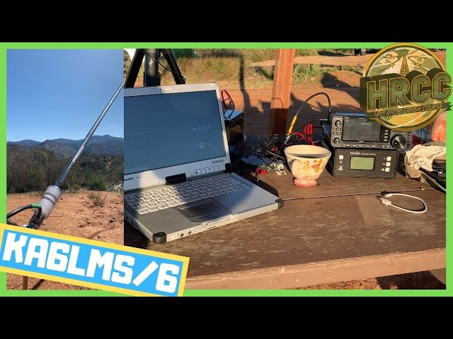 Five Things For Remote Ham Radio I Bring Into The Field!