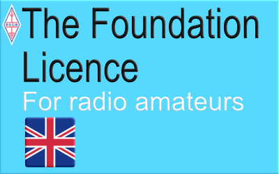 RSGB Foundation Licence Course