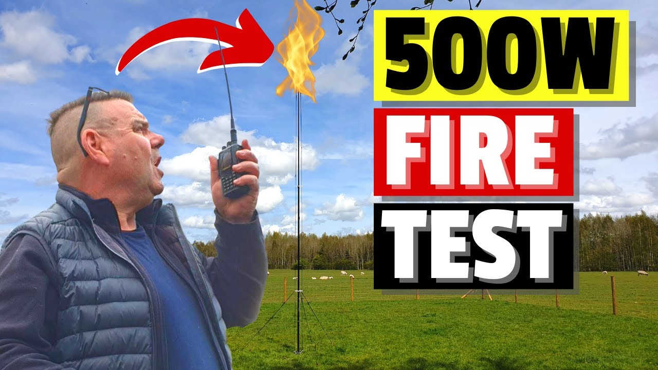 Cheap Yaesu System Fusion Wires-X Hotspot build and test (with a GOTA chase in the mix!) G5REV