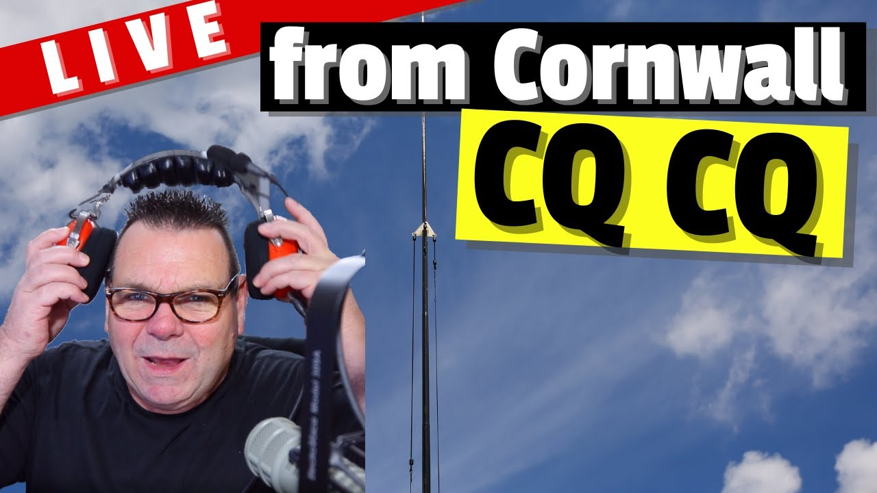 1-Hour Special on 20m and 40m before Dinner – Can You Hear Me?